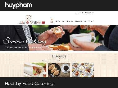 Healthy Food Catering Companies in Singapore