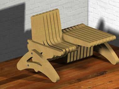 Polyfunctional furniture