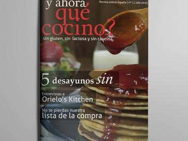 Revista ¿y ahora qué cocino?