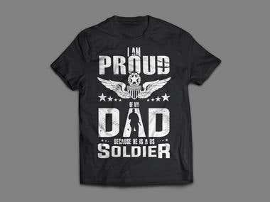 Father's day T - shirt