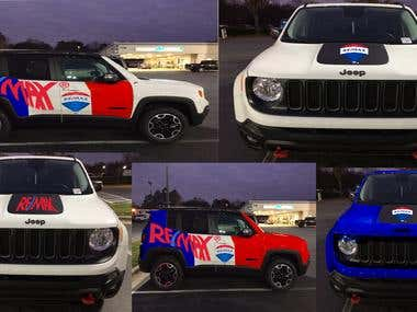 Jeep Paint and Design