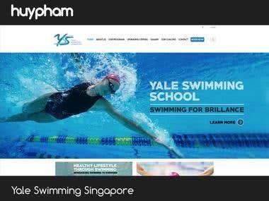 Yale Swimming