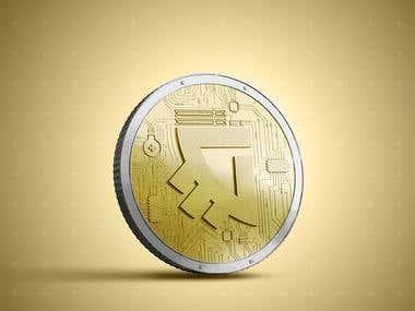 Crypto Coin Design
