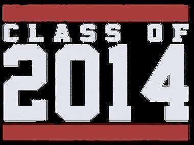 Class Of 2014 (Logo On Shirt)