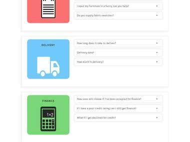 Magento 2 FAQ Module