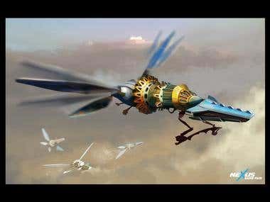 Thopter