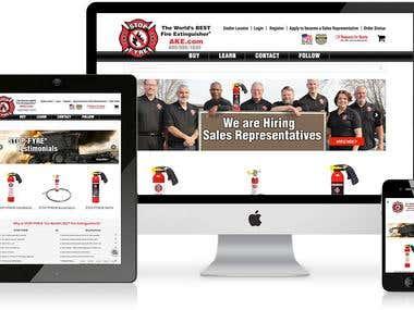 Magento2 - E-Commerce Website