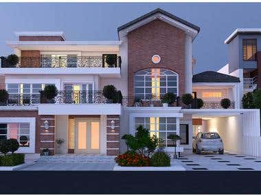 Exterior Residential Project