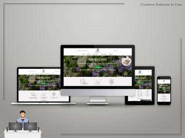 FloristBox - Website