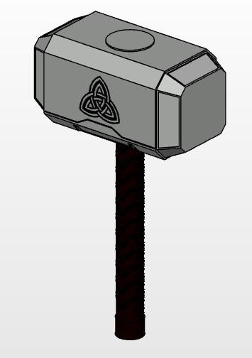 Thor Hammer (Mjölnir)