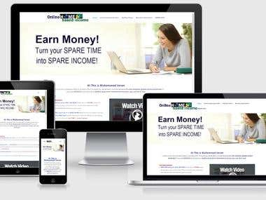ONLINE HOME BASED INCOME