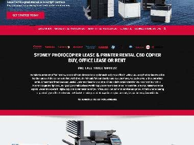 Sydney Photocoier