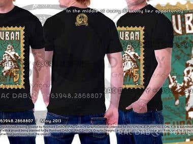 Shirt Print (GAT UBAN)