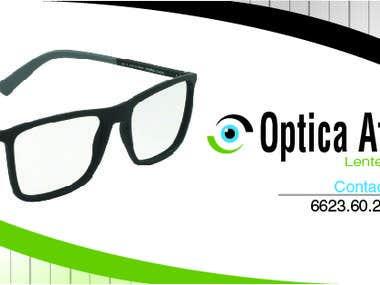 Banner Optica Actiseret