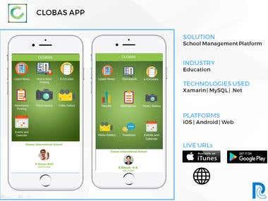 Clobas - Education App