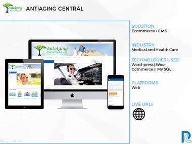 Antiaging Central