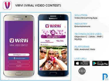 VIRVI (Viral Video Contest)