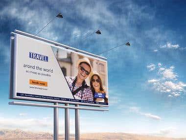 Billboard/signage