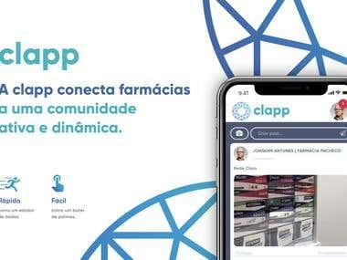 Clapp App Illustration