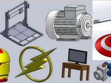 SOLIDWORKS Designs