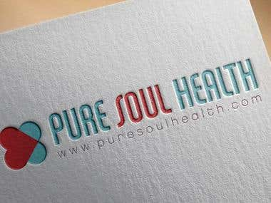 Pure Soul Health logotype