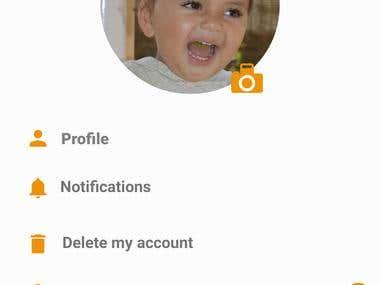 Textte (Social Messenger Android App)