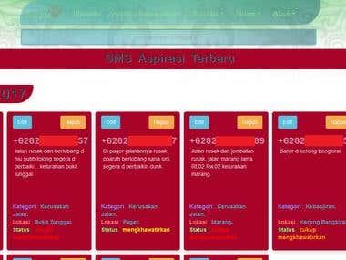 SALAM - Sistem Aplikasi Layanan Aspirasi Masyarakat