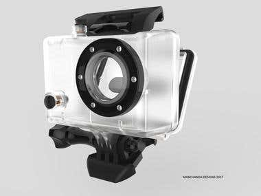 Waterproof Casing for Go Pros