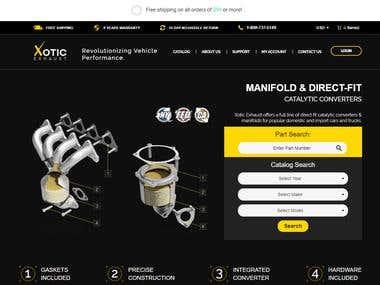 xotic-exhaust.com