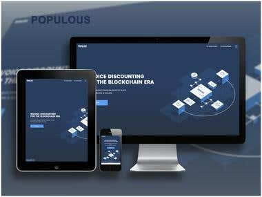 Populous - Wordpress
