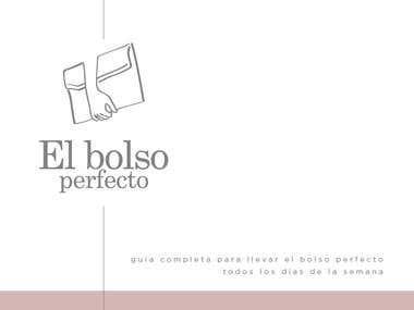 Ebook - El Bolso Perfecto