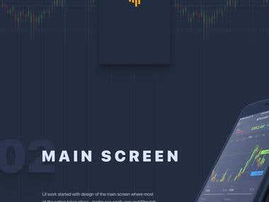 bitWex - Crypto Trading App