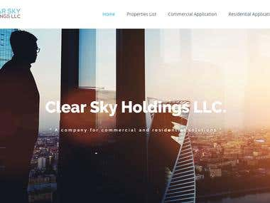 ClearSky Holdings LLC