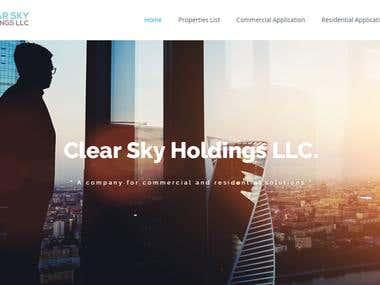 ClearSky Holdings LLC