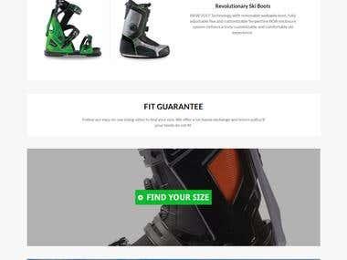 SKI Boot Revolution