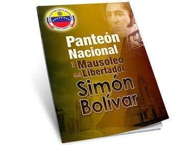 """Libro """"Panteón Nacional"""""""