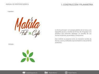 Logotipo y Manual de Identidad Gráfica