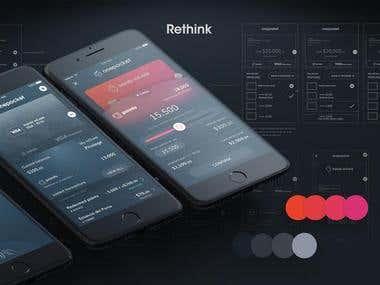 App Design - Onepocket