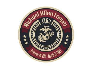 Emblem for a Fallen Soldier
