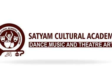 SATYAM DANCE CLASS LOGO