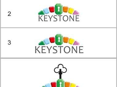 Logo Design Keystone