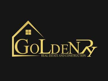 GOLDEN RAY LOGO