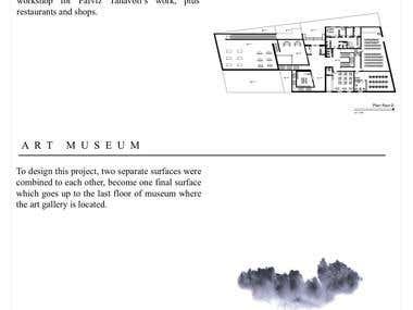 Art Museum Design