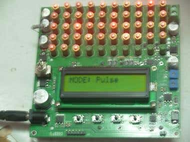 Lasers controller board