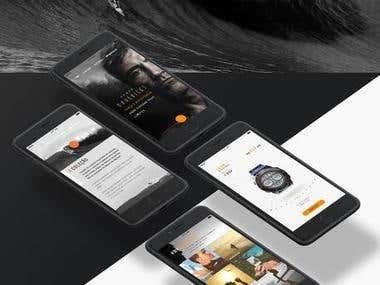 App Design - Mormaii
