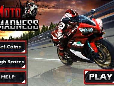 Moto Madness 3D