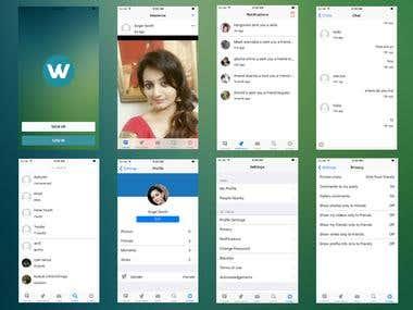 Wangu - Chat App