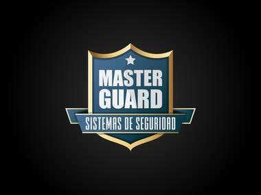MasterGuard Emblem