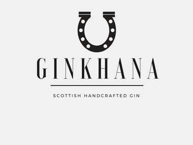 Handcrafted Gin Logo