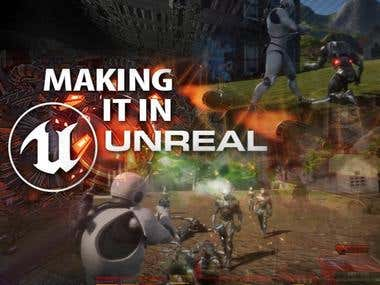 Shooting Game (Unreal Engine 4)